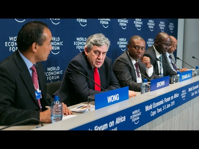 Africa 2015 - Meeting the Infrastructure Challenge issue briefing