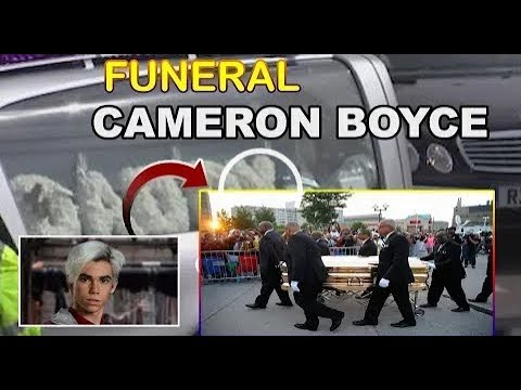 Cameron Boyce Funeral Rest In Peace Cameron Boyce De Funeral R I P Cameron Boyce Disney Actor Youtube