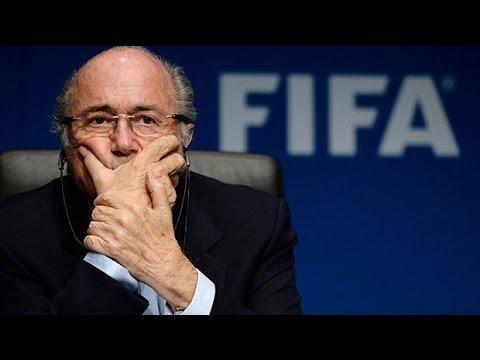 Sepp Blatter in 60 seconds