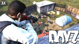 My CRAZIEST Solo Base Raid on DayZ...