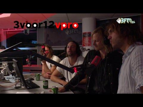 St Tropez Interview @ 3Voor12 Radio