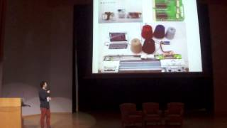 Soft Digital Fabrication - Mar Canet - FOSSASIA Summit 2015