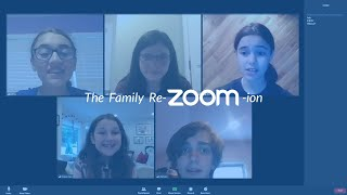 """""""The Family Re-Zoom-ion"""" - Songwriting Workshop Mini-musical"""