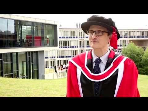 Dr Jan Pinkava - Essex Honorary Graduate