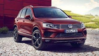 10 фактов о Volkswagen Touareg II. Туарег 2 поколения.