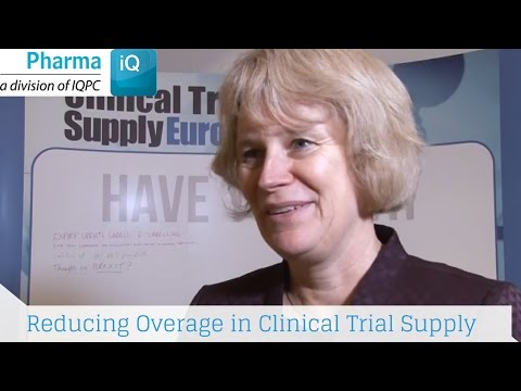 Reducing Overage In Clinical Trial Supply
