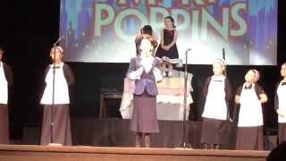 May 12 2015 Mary Poppins Woodland Fine Arts Academy