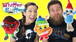NEW Whiffer Sniffers Series 6 Unboxing And Smelling