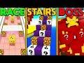 MINECRAFT LUCKY BLOCK MICRO GAMES - LUCKY BLOCK RACE VS LUCKY BLOCK STAIRS VS LUCKY BLOCK BATTLE