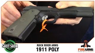 Rock River Arms 1911 Poly - SHOT Show 2014