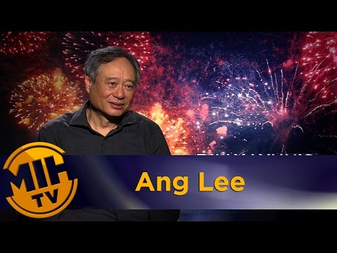 Ang Lee Billy Lynn's Long Halftime Walk Interview