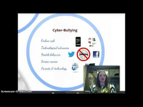 Powerpoint Presentation About Internet Safety