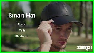 Versatile SMART HAT with Bone Conduction Technology