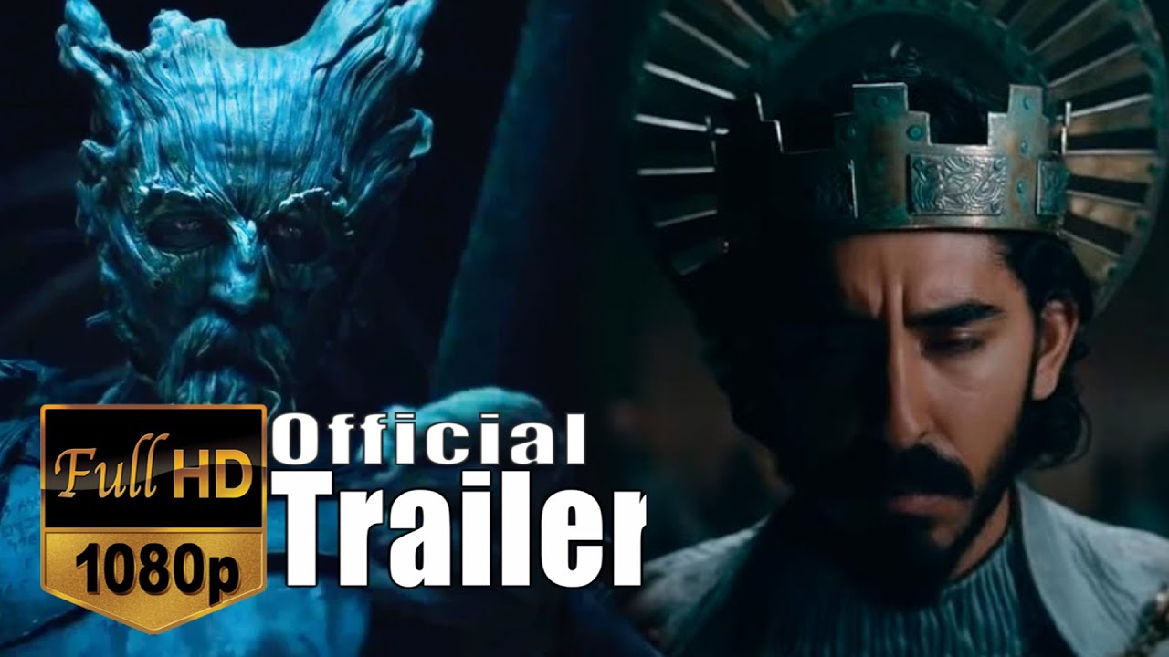 The Green Knight Official Teaser Trailer Hd Youtube