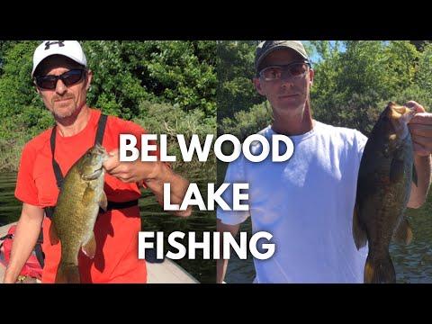 Belwood Lake Fishing - Bass, Pike & Walleye