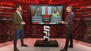 UFC 211: Inside the Octagon - Joanna Jedrzejczyk vs Jessica Andrade
