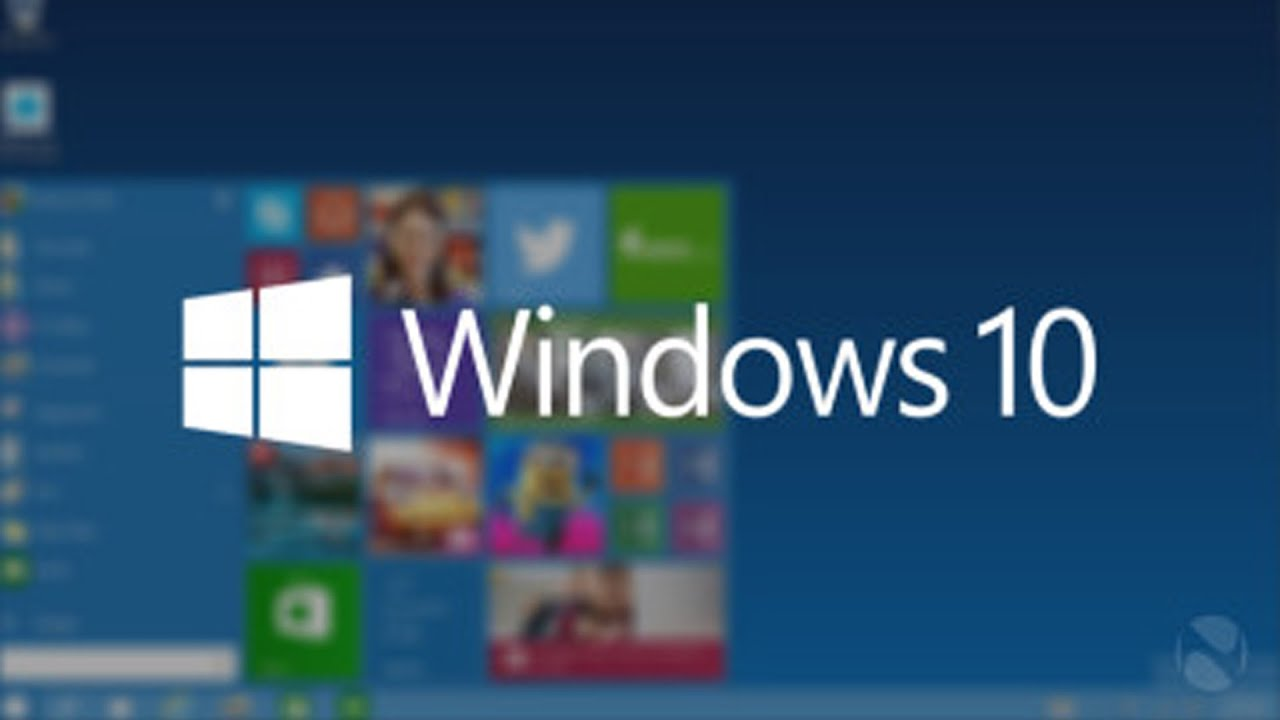 First look microsoft windows 10 youtube for Microsoft win10