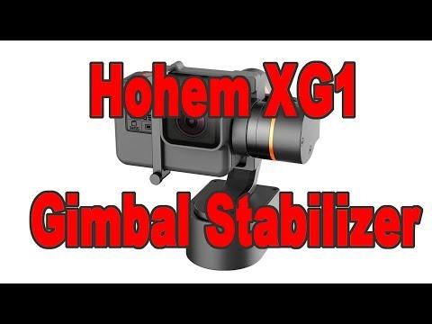 Hohem XG1 Gimbal Stabilizer. XG1 3軸ジンバル
