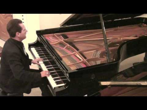 Colour My World on Piano: David Osborne