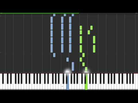 Lykke Li - I Follow Rivers Piano Tutorial & Midi Download