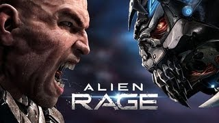 Alien Rage Gameplay (PC HD)