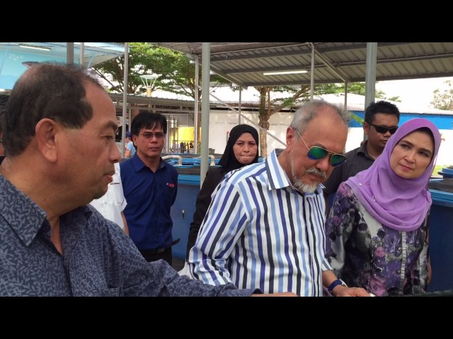 Lawatan Datuk Amar Mohamad Asfia Awang Nassar, Pemangku Yang Dipertua Negeri Sarawak.