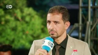 شاب عراقي للمتحدث باسم وزراة الشباب: