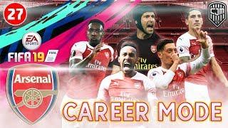 FIFA 19 Arsenal Career Mode: Debut Fantastis Álvaro Esteves, Jordan King, & Alexandre Meireles #27
