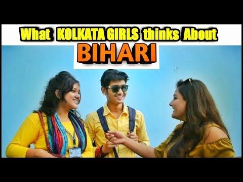Will You Date A BIHARI Guy? | What Kolkata Girls Think Of Biharis | Kolkata On Bihar | Jugadu Bongs