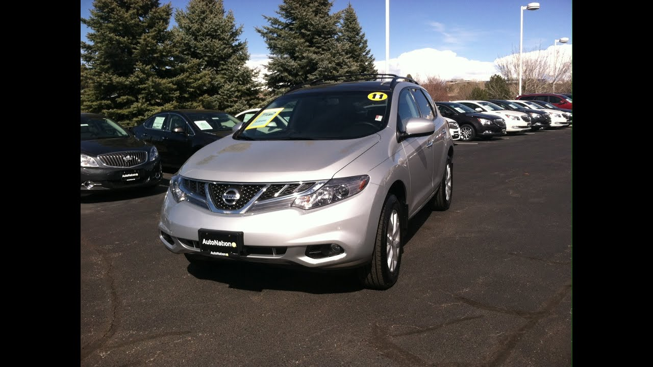 2011 Nissan Murano SV AWD (Start Up, In Depth Tour, And Review)