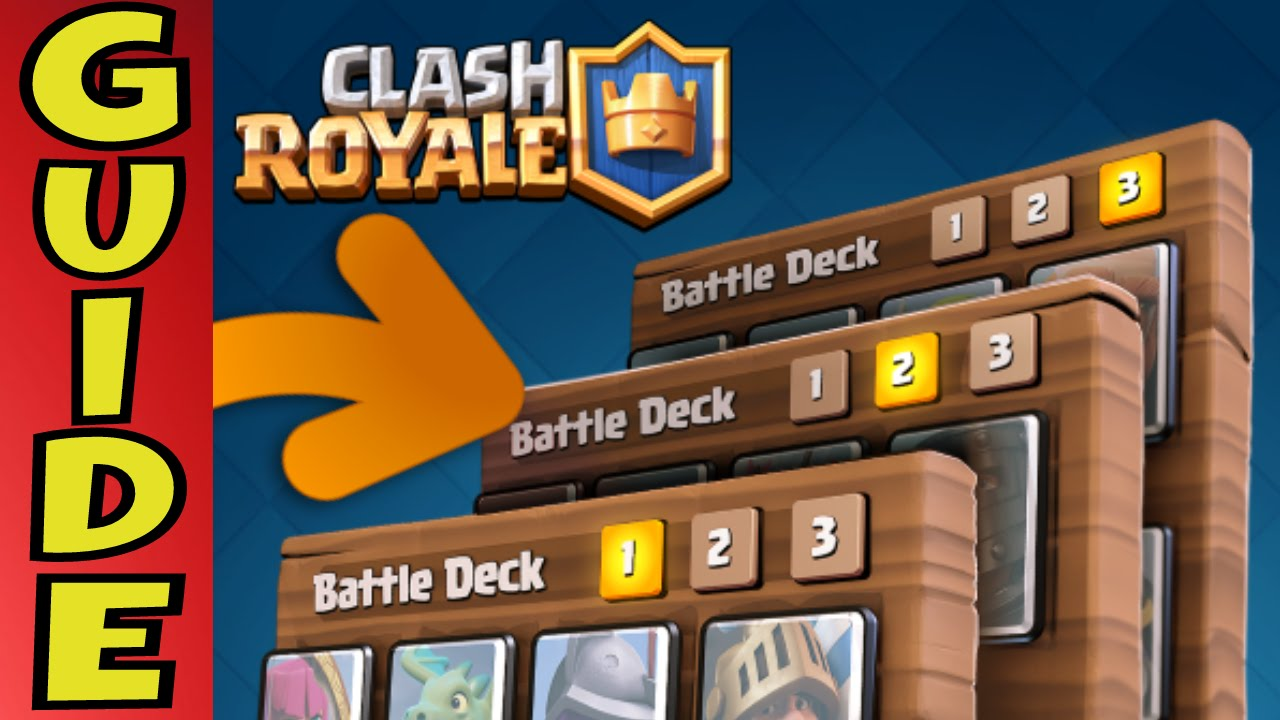 Clash Royale Deck Build Guide