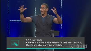 Rock Church - The Bible - Part 2, Canon