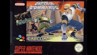 RMG Rebooted EP 173 New Year Special Captain Commando SNES Game Review