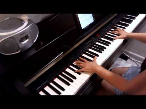 Lee Seung Chul - My Love - Piano Sheets