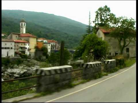 Kanal Village - Slovenia- The Turret House