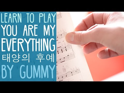 You Are My Everything - Descendants of the Sun OST (태양의 후예)  Artist - Gummy