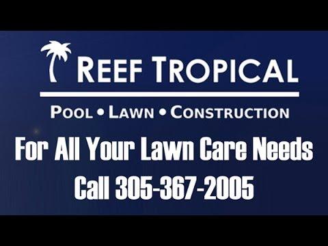 Lawn Service Key Largo
