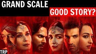 Kalank Movie Review & Analysis   Varun, Alia, Aditya, Sonakshi, Sanjay Dutt & Madhuri