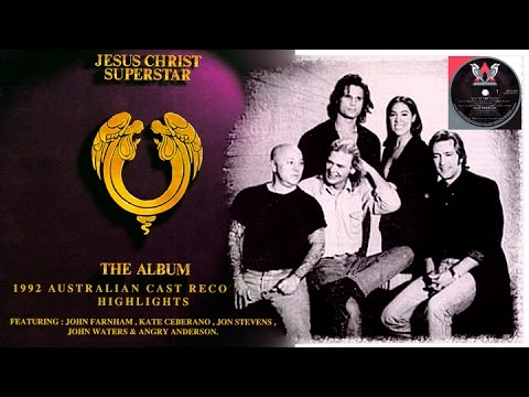Jesus Christ Superstar | 1992 Australian Cast | Full Album