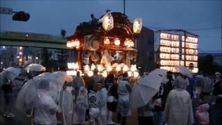 熊谷うちわ祭(2016年7月21日撮影) http://suriganenohibiki.we...