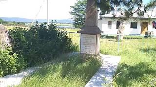 КРЫМ: Братская могила воинов и партизан Великой Отечественной войны в с. Родниковское