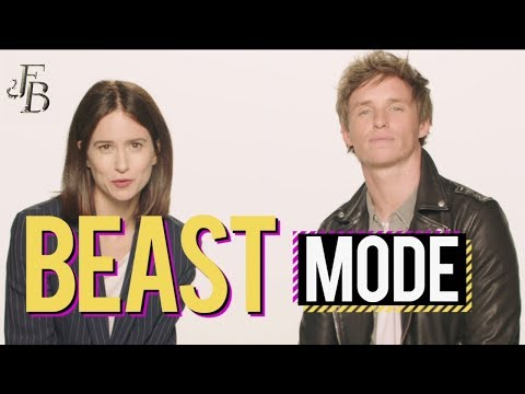 It's Been A Minute With Eddie Redmayne And Katherine Waterston // Presented By Fantastic Beasts 2