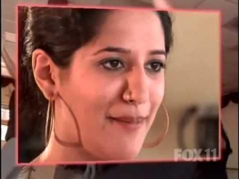 Achinta McDaniel Bollywood Bhangra Beats(tm) Class - Los Angeles News.mov