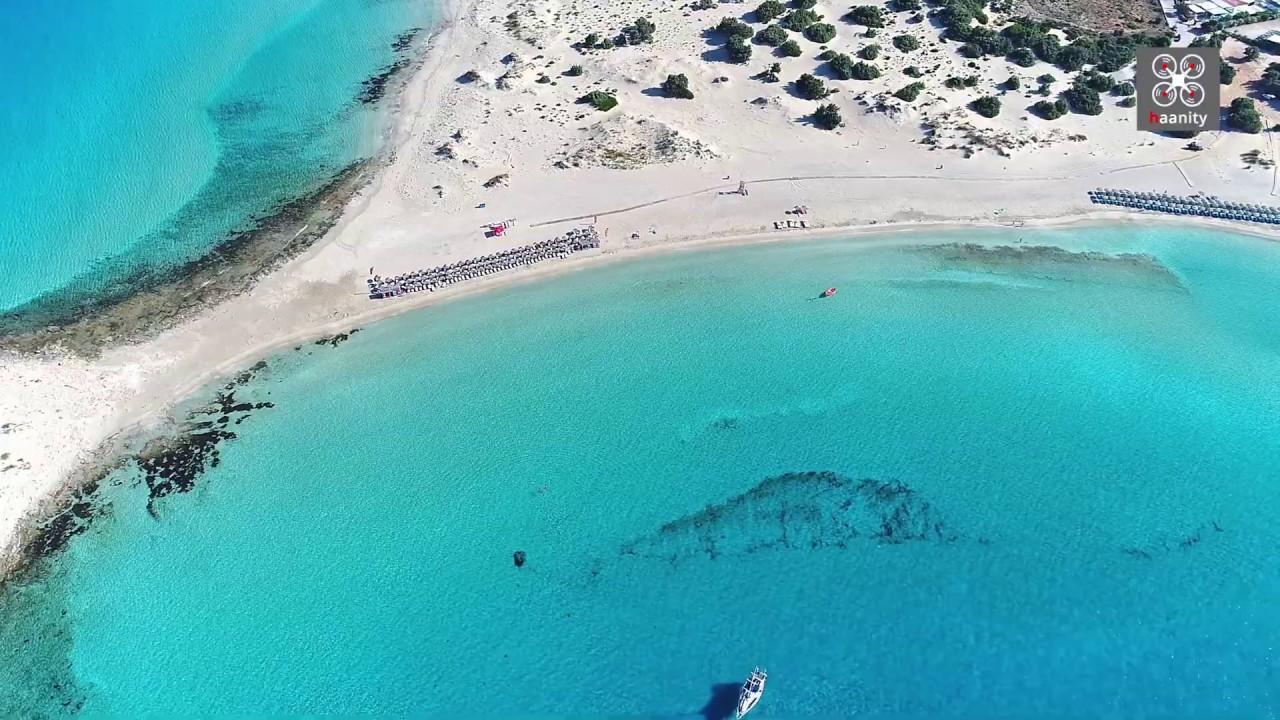 Σίμος Ελαφόνησος Simos, Elafonisos. Μία από τις καλύτερες παραλίες της  Ευρώπης - YouTube