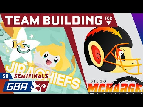 GBA S8 Semifinals Teambuilder vs. The San Diego Chimchargers w/ Jolt! [Emvee]