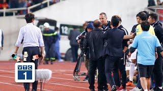 VFF kiến nghị AFC vụ thầy Park bị khiêu khích