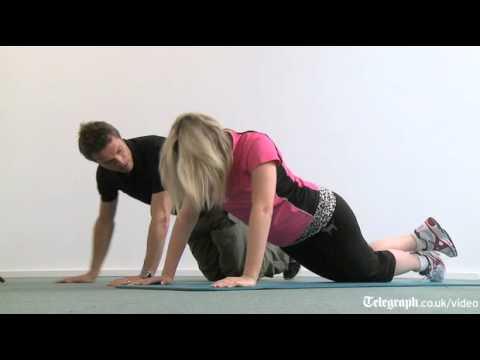Matt Roberts' Two Week Fitness Plan