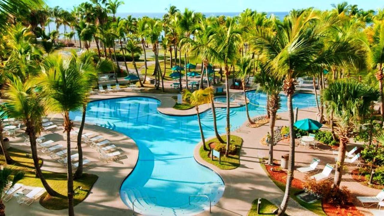 W Hotel Puerto Rico San Juan