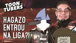 TOONTUBERS LİGİ NA 2 adaletsizlik - O KADAR MUSCULOSO TA? | | Cartoon Network Toontubers