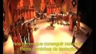 Vídeo Clipe Gospel, JESUS IS LOVE legendado em português.